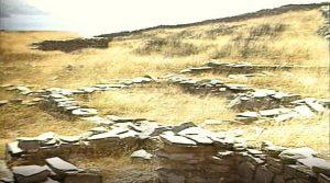 Ο γεωμετρικός οικισμός της Ζαγοράς στην Άνδρο