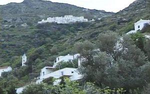 Τα Μοναστήρια της Άνδρου